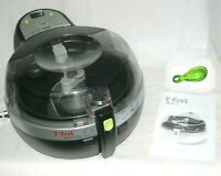 T-fal Actifry Model Serie 001 Airfryer Lowfat Air Fryer & Multi Cooker Black GUC