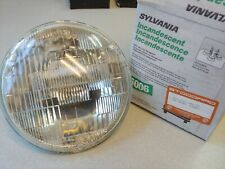 NEW PORSCHE 356 356A 356B 356C 356SC GE SEALED BEAM HEADLIGHT SYLVANIA 6006 6V