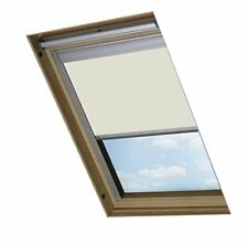 Bloc Skylight Mk04 pour Fenêtres de toit Velux Blockout Blanc