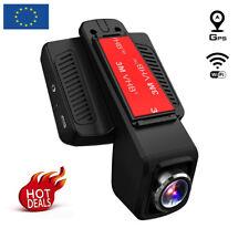 TOGUARD 2.45 Pulgadas IPS LCD Cámara de Coche GPS WiFi Dash Cam Full HD 1080P EU