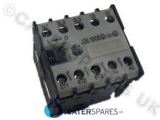 MINI RELAY CONTATTORE BOBINA 230V 3xn / o 1xn / o Auxillary 16A Rated ACQUA CALDAIA ETC