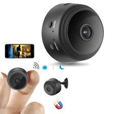 Mini-Caméra Wi-Fi De Sécurité App Surveillance Sans Fil 1080P Vision Nocturne