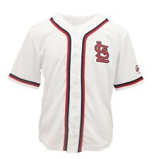 St. Louis Cardinals Official MLB Genuine Apparel Kids Youth Size Jersey New Tags
