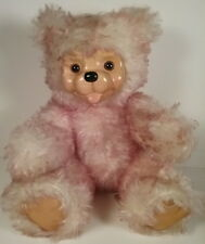 Robert Raikes 1999 Pink & White Teddy Bear Pink'n Pouty Limited Edition #286