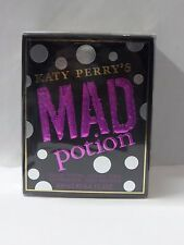 Mad Potion by Katy Perry Eau De Parfum Spray for Women 3.4 oz/100 ml *NIB SEALED