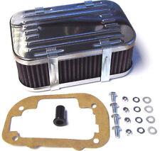 Weber 32/36 DGV, DGAV, 38/38 DGAS, DGMS TWIN CARB/Carburador 1x Kit de Filtro de aire