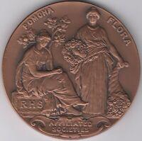 RHS Pomona Flora 45mm Medal | Pennies2Pounds