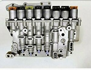 A6LF1/2/3 A6MF1/2 Valve body with solenoid for Hyundai Kia Chevrolet 6speed B