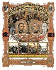 VINTAGE CLASSICS - Sierra Leone 0204 History Civil War - Sheet Of 4 - MNH