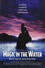 MAGIC IN THE WATER Movie POSTER 27x40 C Mark Harmon Joshua Jackson Harley Jane