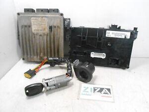Kit Chiave ECU Renault Clio II Res 1.5 DCI 48kw 65cv K9KA7 2002 8200212351
