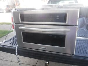 kitchenaid built in microwave KBMS1454RSS