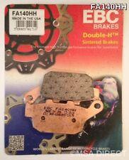 Honda CB500X / CBR500 (2013 to 2015) EBC Sintered REAR Brake Pads (FA140HH)