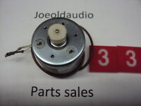 Panasonic Cassette Deck Motor Part # MHT-5NF2X1. Tested. Parting Out SE 4608.