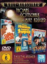 DVD-BOX - Kult-Klassiker - Thomas Gottschalk & Mike Krüger - 3 Kult-Klassiker
