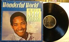Klp108-Sam Cooke-Wonderful World-The Best of (cl89903) German LP, RCA 1986