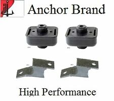4 PCS Motor & Transmission Mount Kit for Chevrolet Bel Air 216 Engine 1950-1951