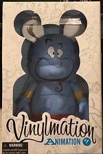 "Disney Park Vinylmation Aladdin Genie 9"" inch Animation LE 1200"