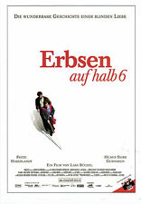 "Cinema Filmkarte ""Erbsen auf halb 6"""