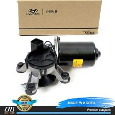 GENUINE For Accent Elantra Tiburon Windshield Wiper Motor FRONT OEM 98100-29000