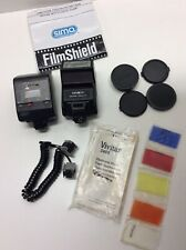 Camera Accessories Lot Including Minolta 2800 Af Flash Units 06
