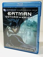 Batman - Gotham Knight   *Like New*  (Blu-ray Disc, 2008, 1-Disc )