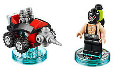 Lego 71240 Dimensions Fun Pack DC Bane Drill Driver Blast Game Multiverse