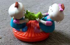 Burger King 1998 Viacom Phil and Lil Rugrats Tug a War Toy