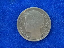 MONNAIE / Coin - 50 CENTIMES MORLON CUPRO-ALUMINIUM 1940 - SUP