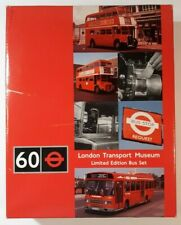 EFE 99908 London Transport Museum Limited Edition Bus Set - 60th Anniversary