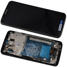 Replacement LCD Touch Screen Digitizer Assembly With Frame For LG G2 D802 UK
