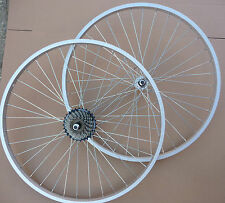 "WHEELS 26"" Bicycle Mountain Bike Cycle Front &/or Rear add Gears 6 / 7 Speed"