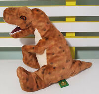 WILD REPUBLIC DINOSAUR T-REX PLUSH TOY! SOFT TOY ABOUT 25CM TALL!