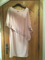 Gina bacconi dress/ Outfit. Mother Of The Bride. Size 5 Shoes