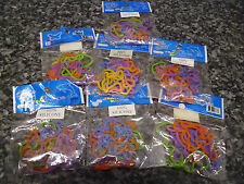 SILLY BANDS (NOT ORIGINGAL SILLY BANDS) LIMITED ANIMAL AND SEA LIFE DESIGNS