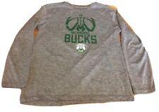 Nba Milwaukee Bucks Dri-fit Longsleeve