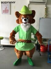 Long Fur Mascot Costume Birthday Celebration Carnival Dress Props Outfit Fursuit