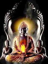Full drill Diamond Painting Buddhism Buddha Lucky Handicraft Rhinestone 6121X