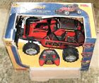 New Bright 1/15 Scale RC RED Remote Control Baja Dirt Buggy Rat 500RT VGC 1514