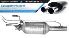 Filtres à particules  Mercedes-Benz  Sprinter  W906 2.1CDi 9064900992
