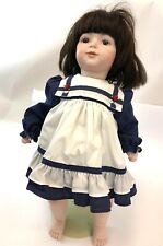 "1991 Simon Halbig Charlotte McKasson Reproduction Amber 26"" Mein Leibling Doll"