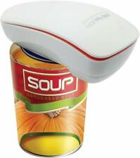New listing One-Touch Electric Can Opener, Handheld Easy Grip Press Start and Stop Automatic