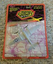 """ROAD CHAMPS FLYERS DIE CAST B-25 MITCHELL """"PANCHITO"""" NEW IN  PACKAGE"""