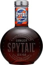 Spytail Black Ginger Spiced Rum 700mL