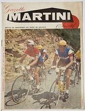 Revue GAZETTE MARTINI TOUR DE FRANCE n°36 Mai-Juin 1959
