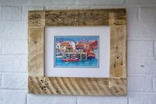 Rustic Picture Frame for A4 picture made from reclaimed pallet wood