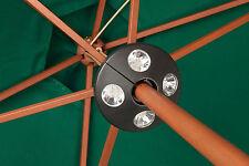 NUOVO 16 LED Ultra Bright Campeggio Luce giardino veranda ombrellone palo Tenda Pesca