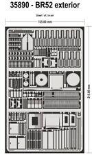 Eduard 1/35 BR 52 Kriegslocomotive exterior For Trumpeter Kits # 35890