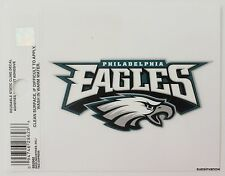 New Window Static Cling Philadelphia Eagles NFL Football Licensed Fan League