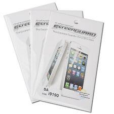 3 x Samsung Galaxy S4 mini i9190 Displayfolie Schutzfolie + 3 Reinigungstücher